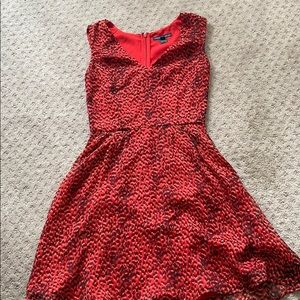 EUC FRENCH CONNECTION DRESS